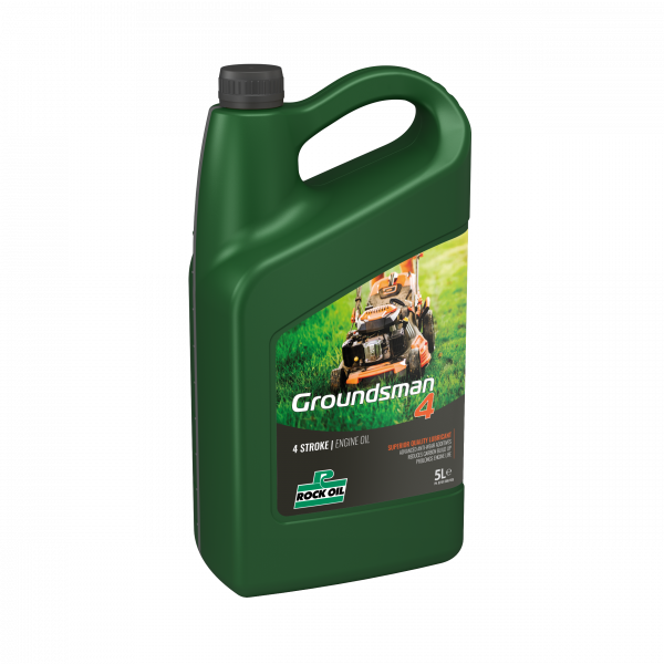 groundsman 4 stroke