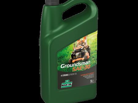 groundsman sae 30
